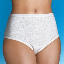 Inkontinenz Schlüpfer zur Vorlagen-Fixierung mit Silberionen