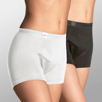 Damen easy panty/short Form